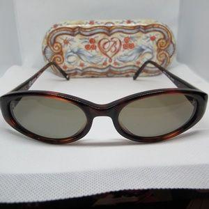 Brighton Made in the shade sunglasses W/case